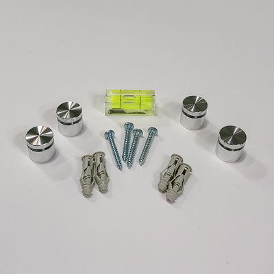 Replacement Hardware set of 4 (Add on item)